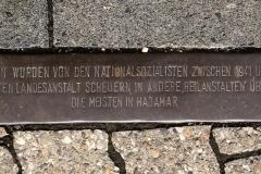 Mahnmal An der Stiftung Scheuern